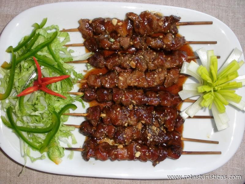 Sassate ricette culinarie di timor est rotas tur sticas for Ricette culinarie