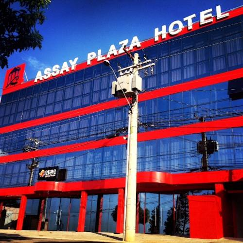 Assay Plaza Hotel