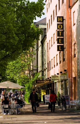 City Hotel Ost am Kö