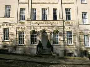 The Berkeley Square Hotel Bristol