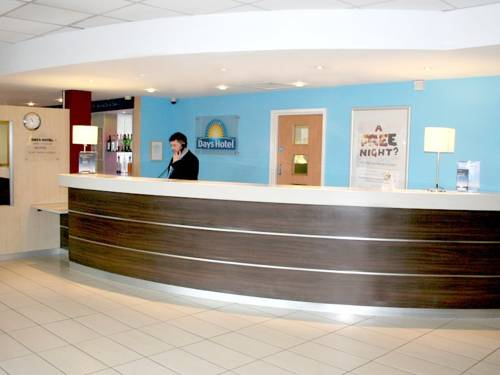 Days Hotel London Luton Airport