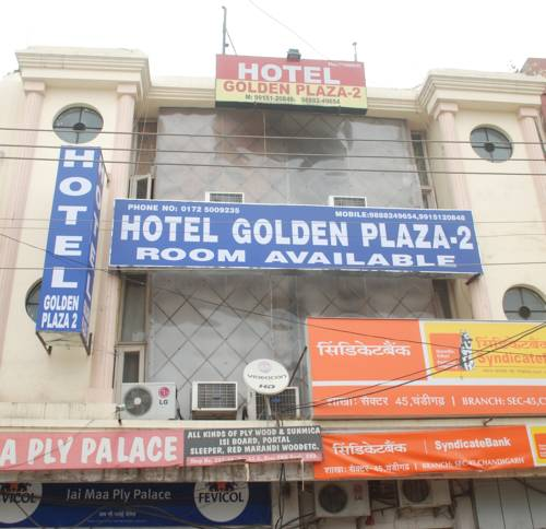 Hotel Golden Plaza 2
