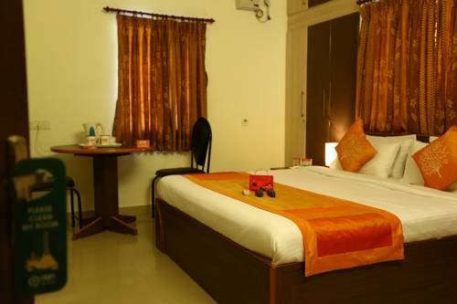 OYO Apartments Velachery Railway Station Hotel  Hotels  Chennai