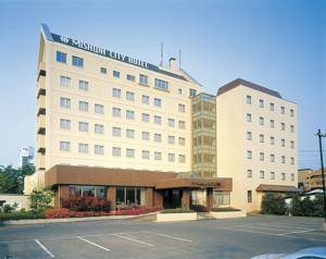 Misawa City Hotel Hotels