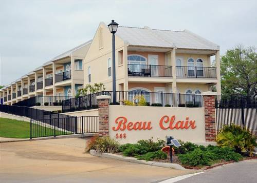 Beau Clair Luxury Condos Hotel  Resorts  Biloxi