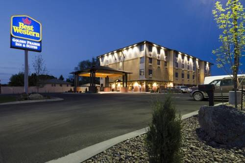 Best Western Golden Prairie Inn and Suites