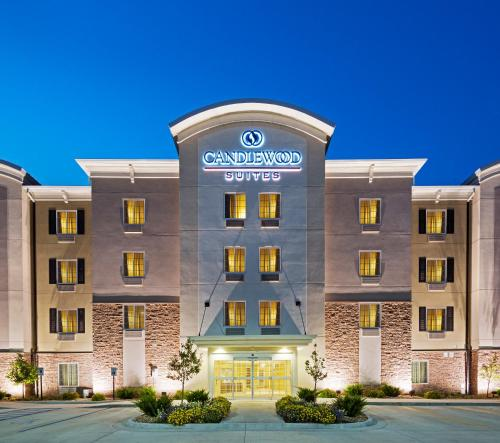 Candlewood Suites - Baton Rouge - College Drive