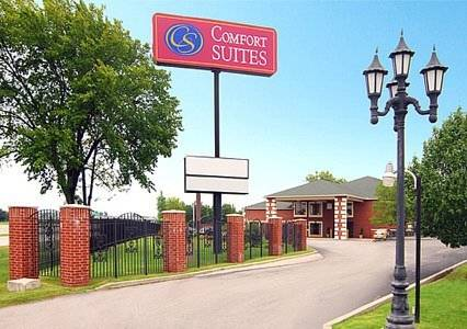 Comfort Suites East Interstate 44