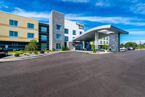 Fairfield Inn & Suites by Marriott St. Joseph Stevensville