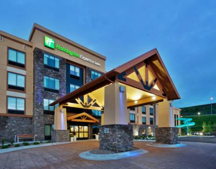 Holiday Inn Express and Suites Great Falls