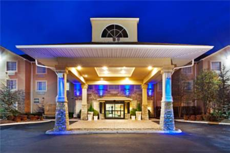 Holiday Inn Express Hotel & Suites Alcoa Knoxville Airport