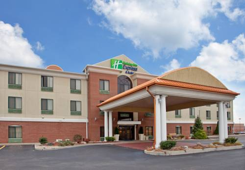 Holiday Inn Express Hotel & Suites Shiloh/O