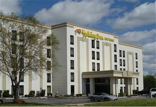 Holiday Inn Express & Suites Fayetteville University of Arkansas Area
