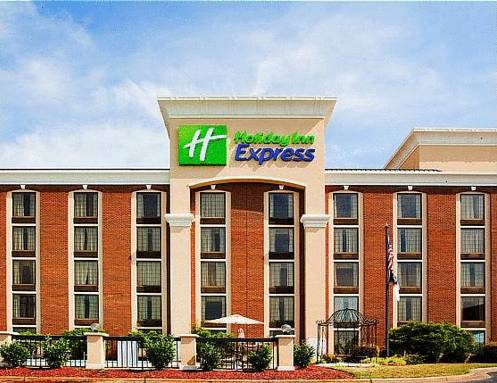 Holiday Inn Express Winston-Salem Downtown West