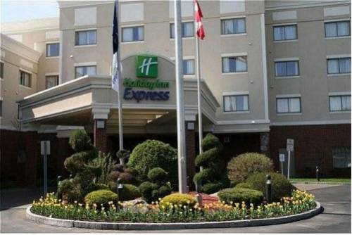 Holiday Inn Express-Western Avenue University