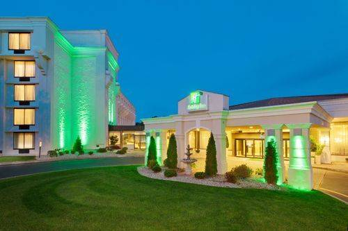 Holiday Inn Springfield South-Enfield CT