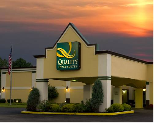 Quality Inn & Suites Conference Center Erie