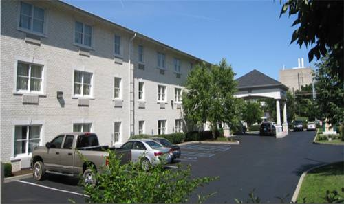 University Inn Hotel - Lexington