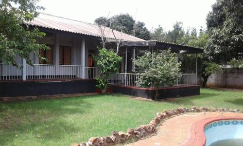 Africa self-catering backpackers