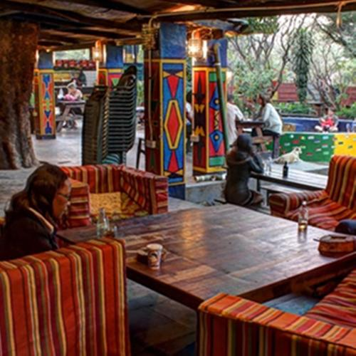 Shoestrings Backpackers Lodge Vic Falls