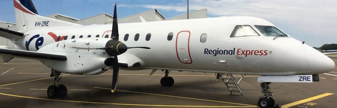 REX - Regional Express airlines