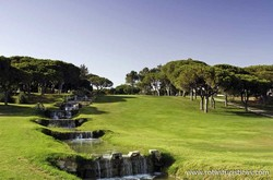Campo da golf Ocean Vale do Lobo