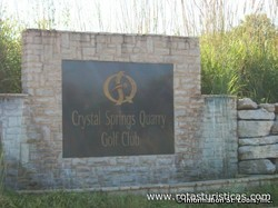 Crystal Springs Quarry Golf Course